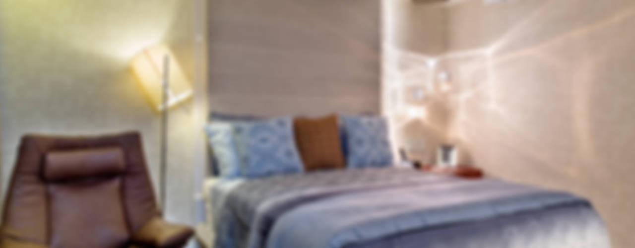 modern Bedroom by Milla Holtz Arquitetura