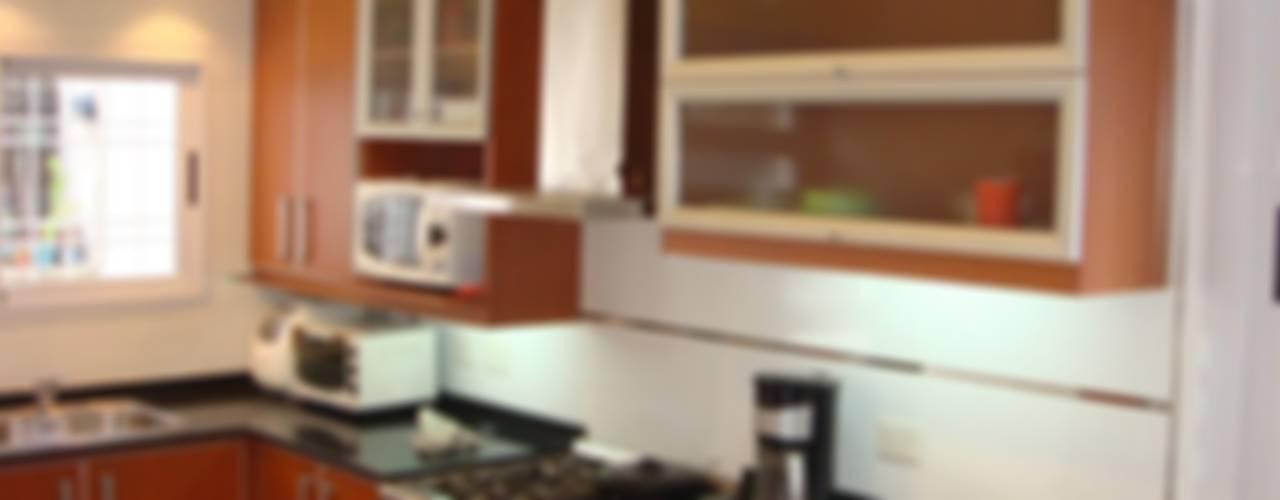 Cocinas de estilo  por homify , Moderno