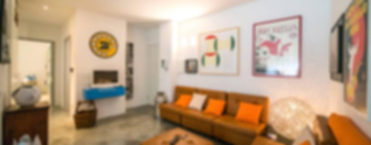غرفة المعيشة تنفيذ PADIGLIONE B
