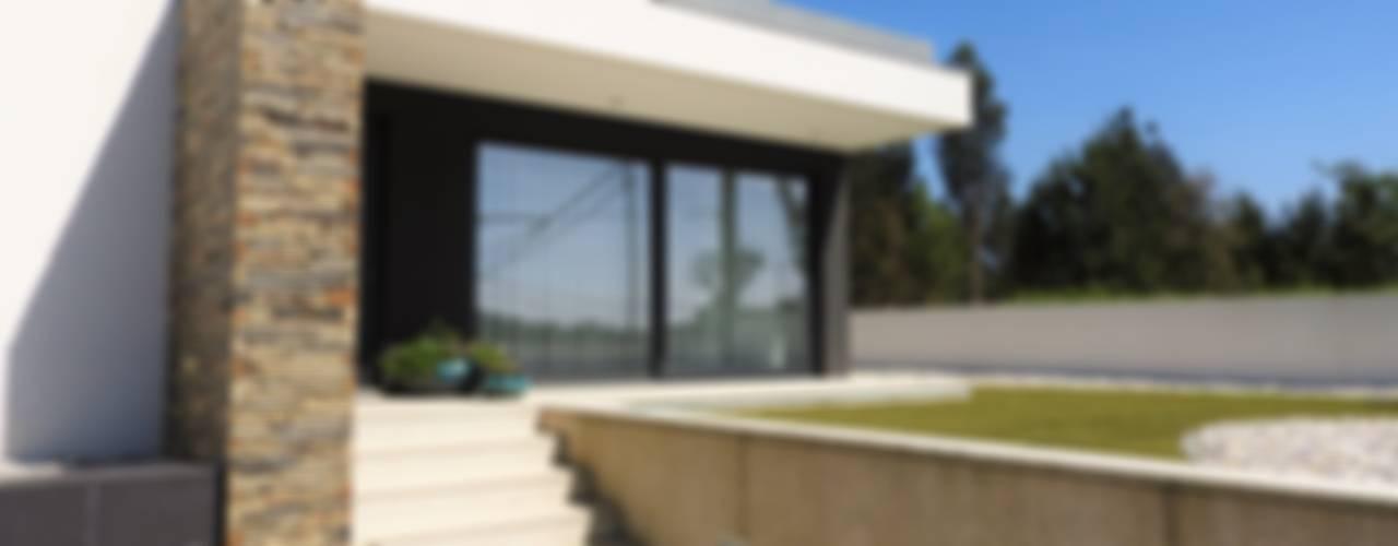 Casas de estilo  por Jesus Correia Arquitecto
