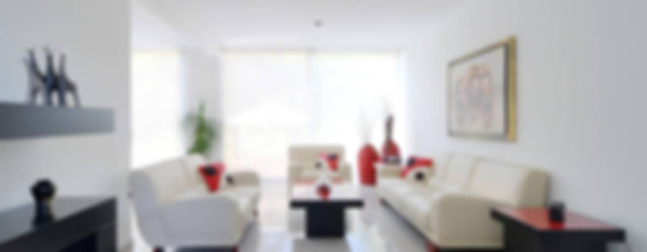 Salas de estilo moderno de Excelencia en Diseño Moderno