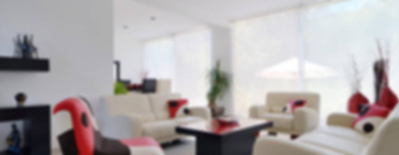 غرفة المعيشة تنفيذ Excelencia en Diseño