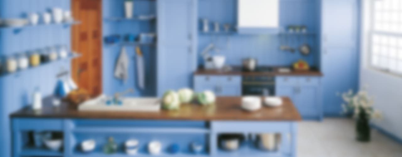 15 Wooden Designs For Indian Kitchens
