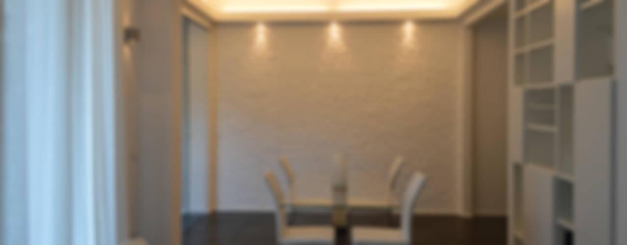 Comedores de estilo moderno de Studio di Architettura Ortu Pillola e Associati Moderno