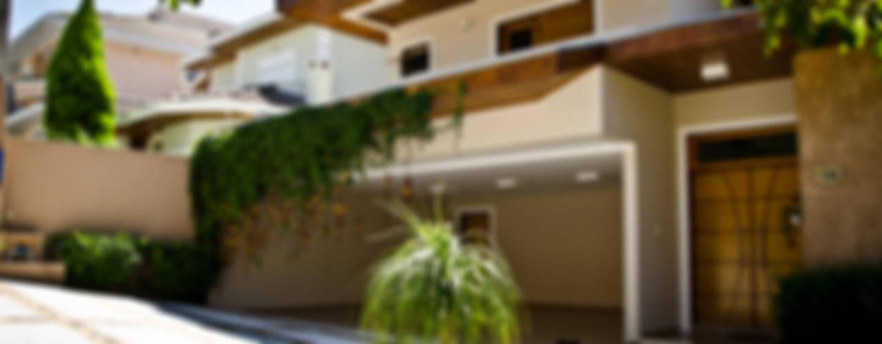 Jardines de estilo rústico de Felipe Mascarenhas Paisagismo Rústico