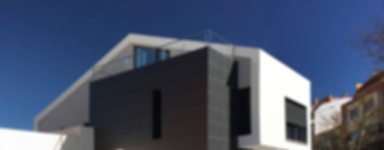 Case in stile  di arqubo arquitectos