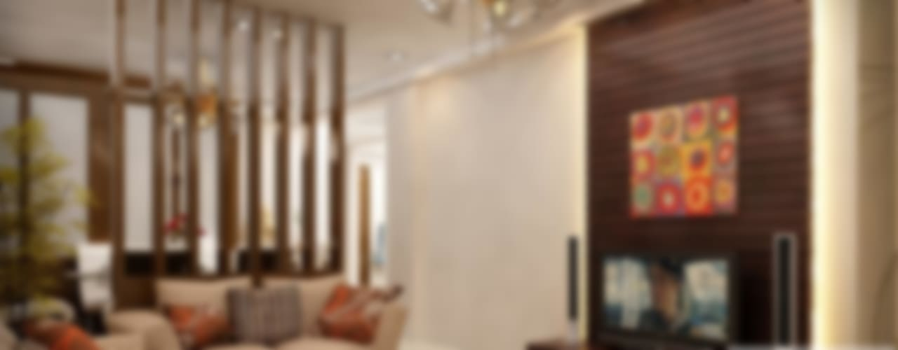 Salas de estilo  por Eternity Designers