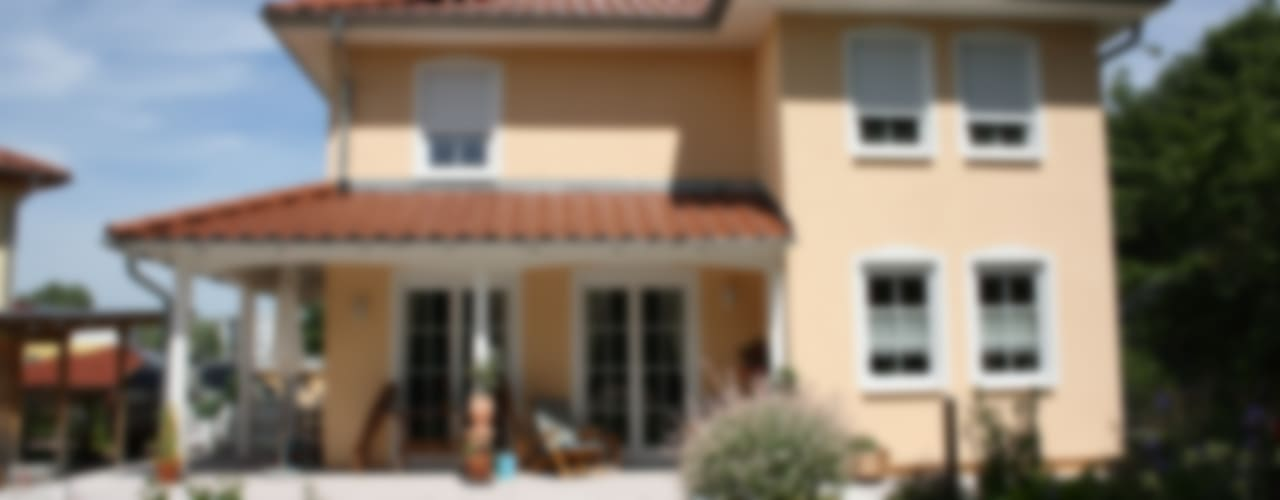 Casas de estilo  por RostoW Bau
