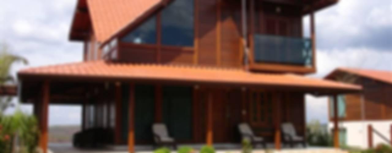 Casas campestres por homify Campestre