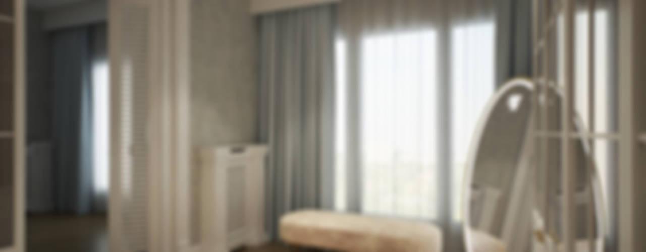 İ&M YILDIZ EVİ Modern Giyinme Odası yücel partners Modern