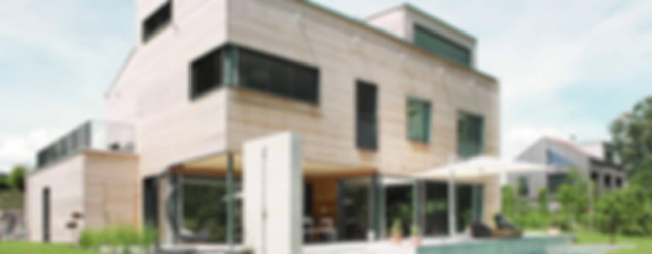 Projekty,  Taras zaprojektowane przez Unica Architektur AG