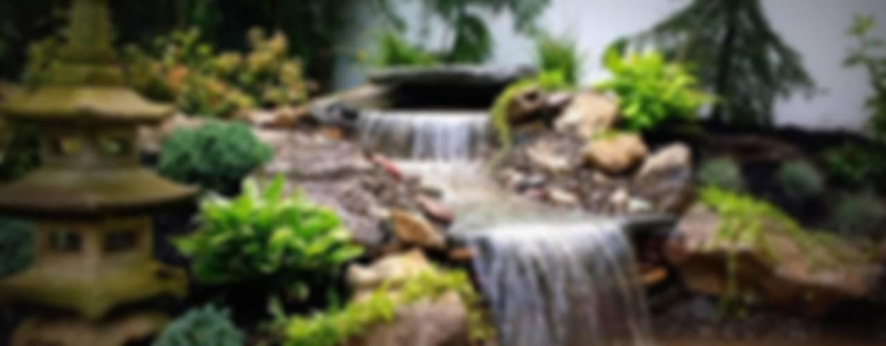 Projekty,  Ogród zaprojektowane przez Bio Göl Havuz (Biyolojik Gölet ve Havuz Yapısalları)