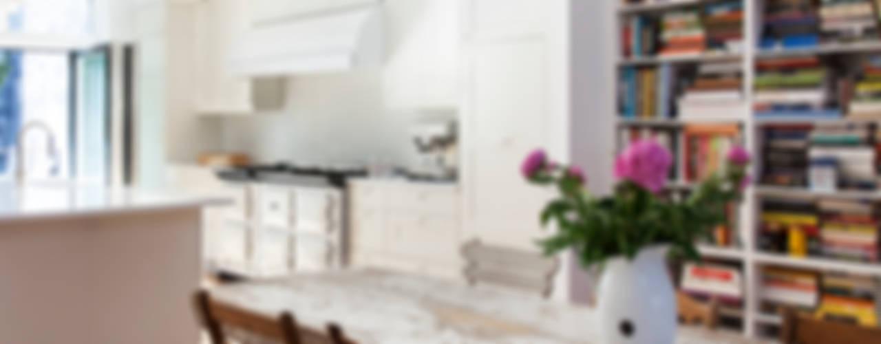 Brooklyn Brownstone Lorraine Bonaventura Architect Modern Kitchen White