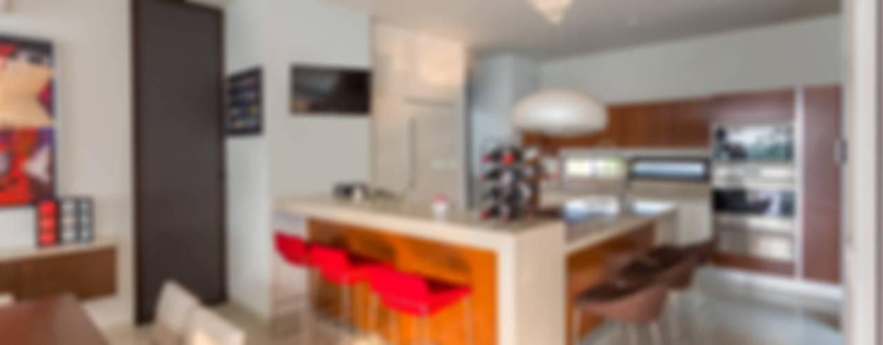 مطبخ تنفيذ Yucatan Green Design