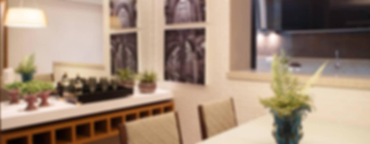 Comedores de estilo moderno de Only Design de Interiores Moderno