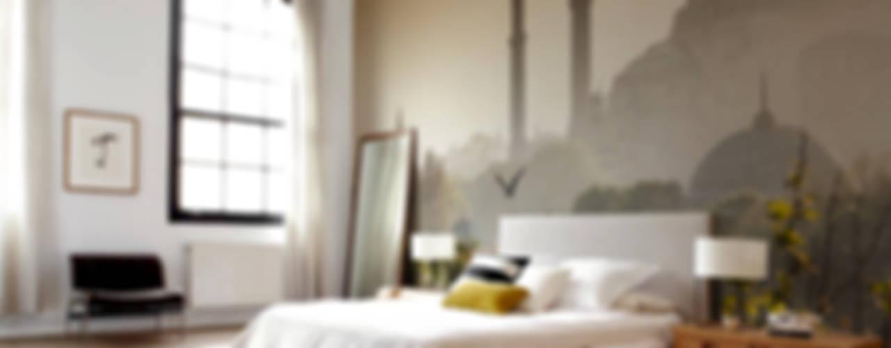 Bedroom 根據 Pixers 古典風