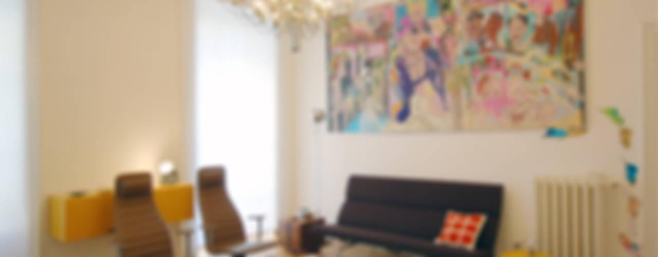 Fabio Azzolina Architetto Living room