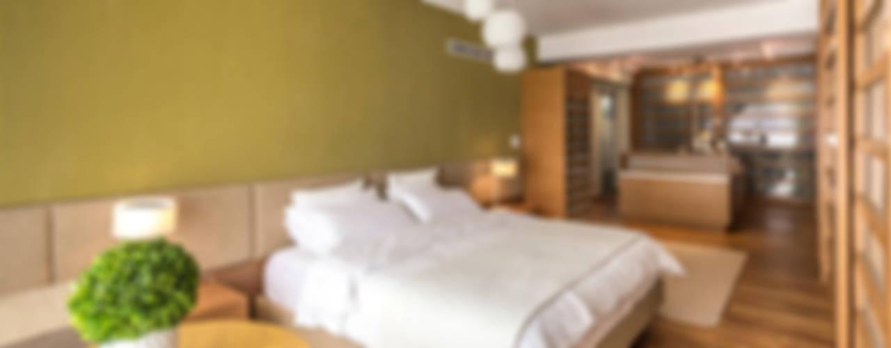 غرفة نوم تنفيذ NMD NOMADAS , حداثي