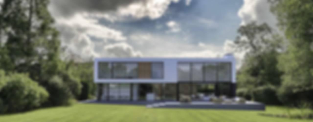 House 134 Minimalistische huizen van Andrew Wallace Architects Minimalistisch