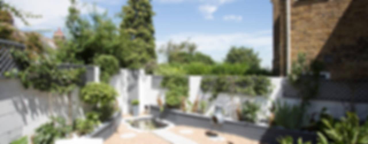 Garden - Greenwich South London by Millennium Interior Designers