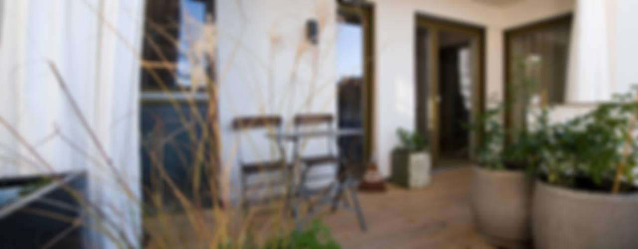 Jardines de estilo minimalista por INpuls