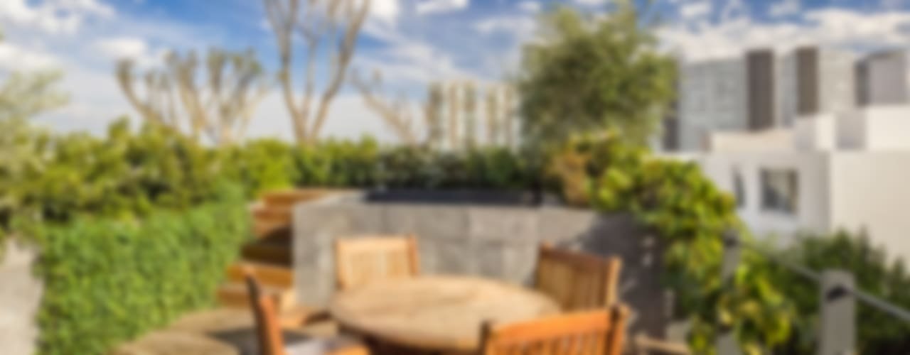 Balcon, Veranda & Terrasse classiques par Lopez Duplan Arquitectos Classique