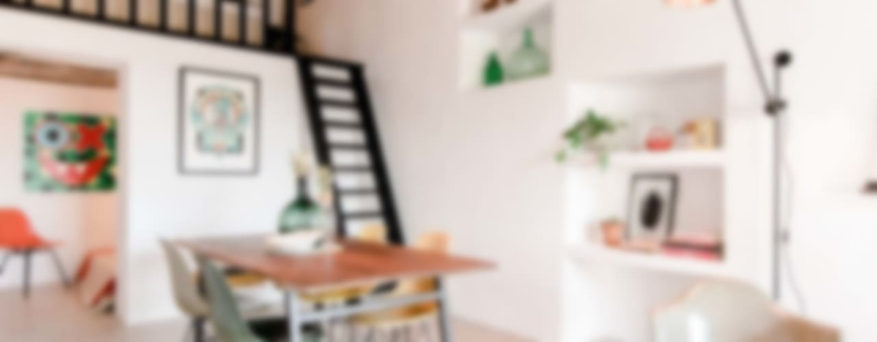 Living room by Ibiza Interiors - Nederlandse Architect Ibiza