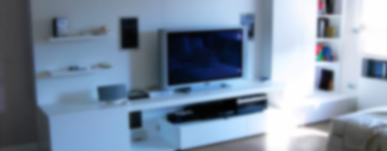 Mobili TV Soggiorno classico di DS ARREDI IN LEGNO Classico