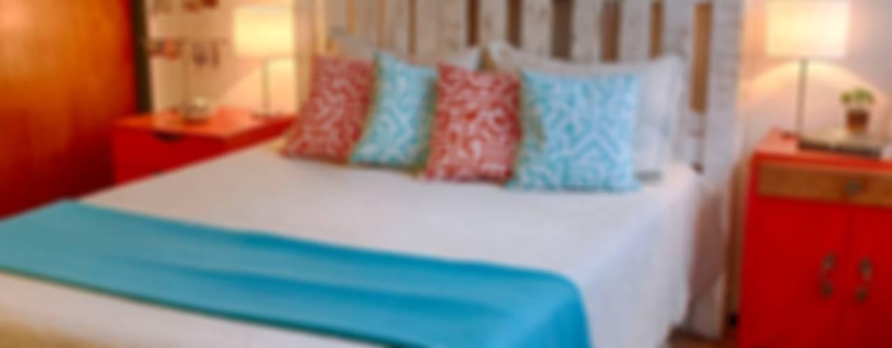 Dormitorio matrimonial | RUSTICO Y ECLÉCTICO Dormitorios rústicos de G7 Grupo Creativo Rústico