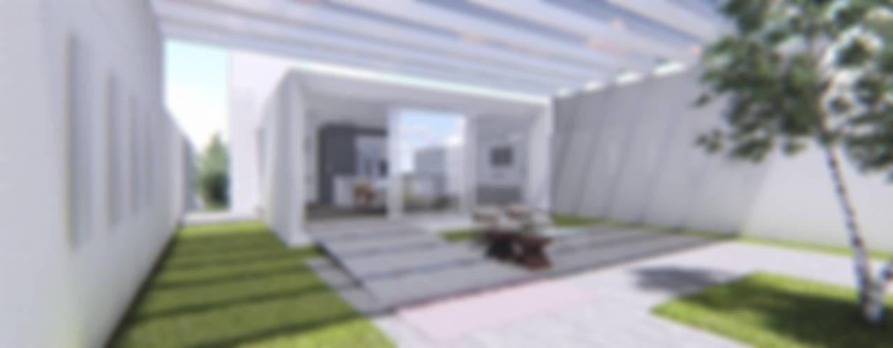 Casas minimalistas de homify Minimalista
