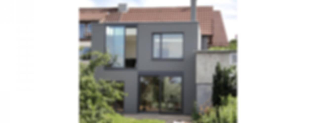 Haus FTS:  Häuser von yohoco - Eure Architekten