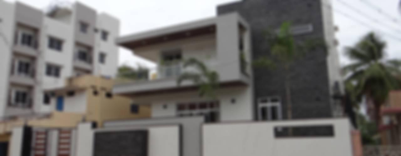 บ้านและที่อยู่อาศัย by Hasta architects