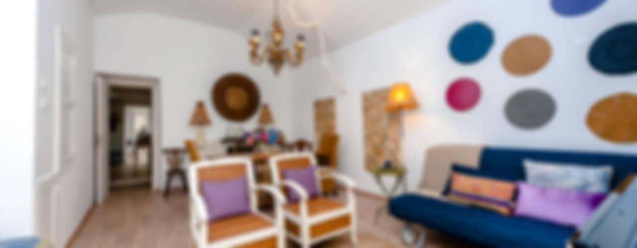 alma portuguesa Living room