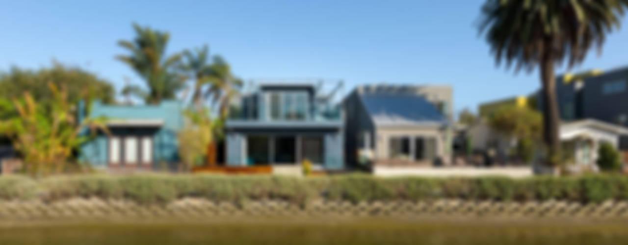 Casas modernas: Ideas, imágenes y decoración de Chibi Moku Architectural Films Moderno