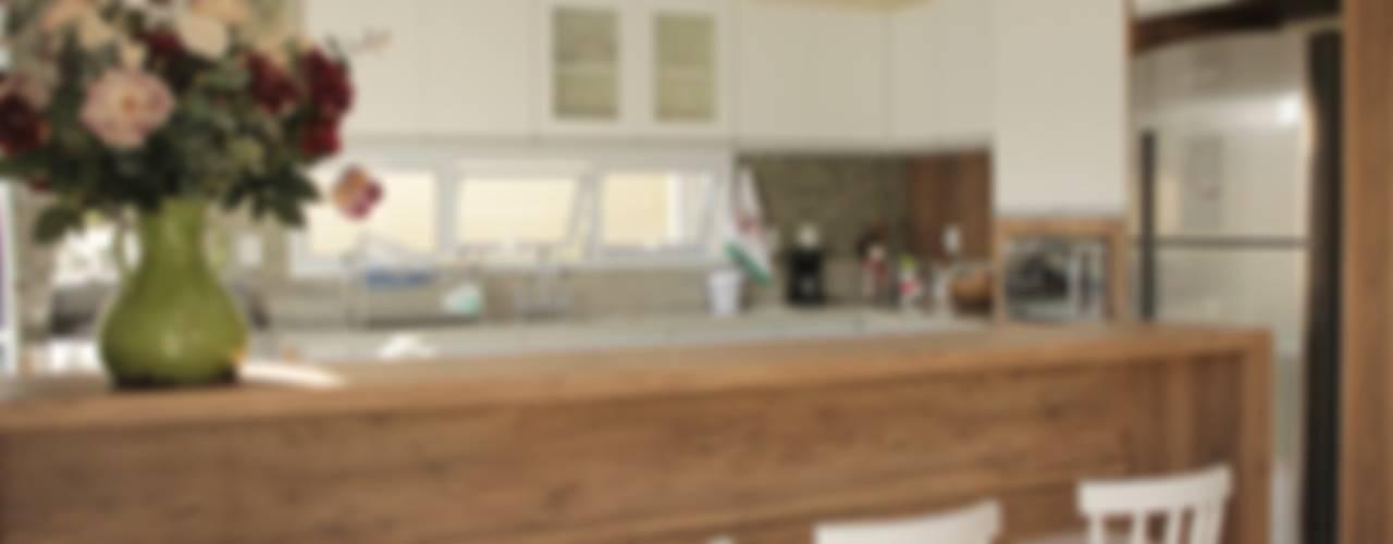 Lozí - Projeto e Obra مطبخ