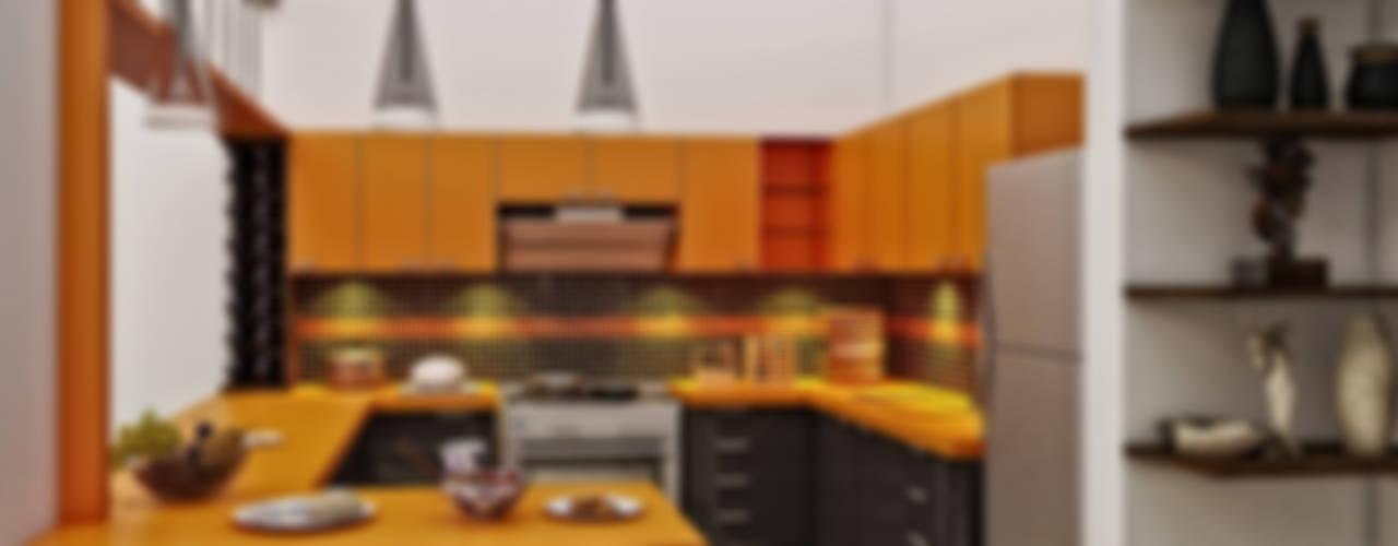 Colores para cocinas 2018