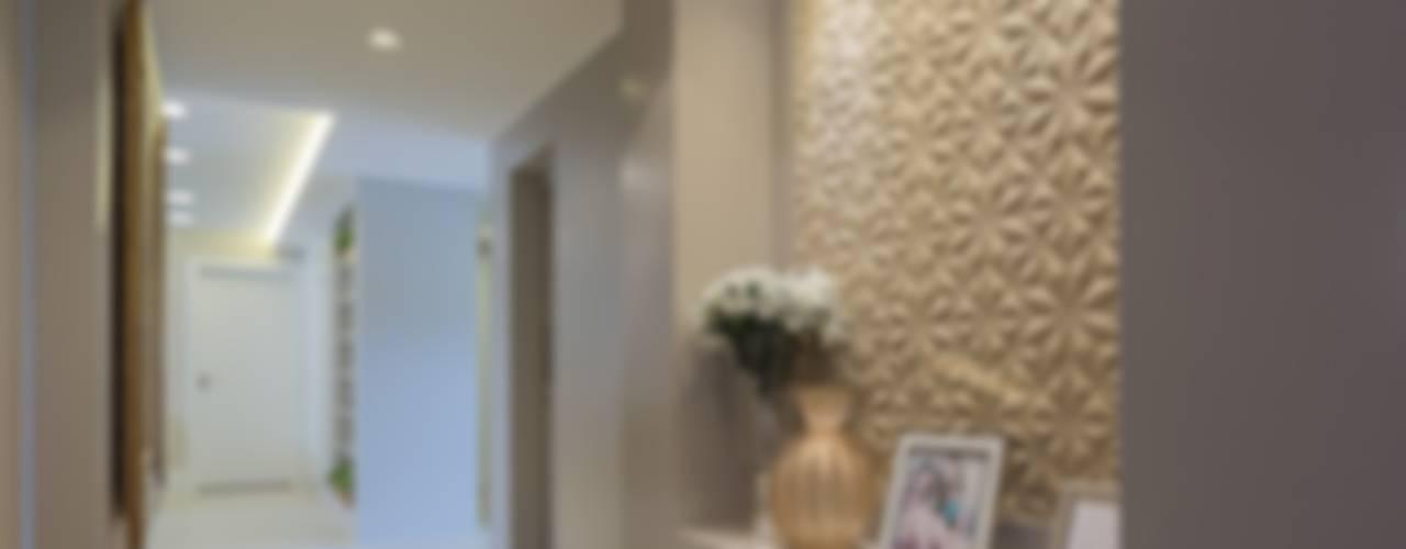 Paredes y pisos de estilo moderno de Spengler Decor Moderno