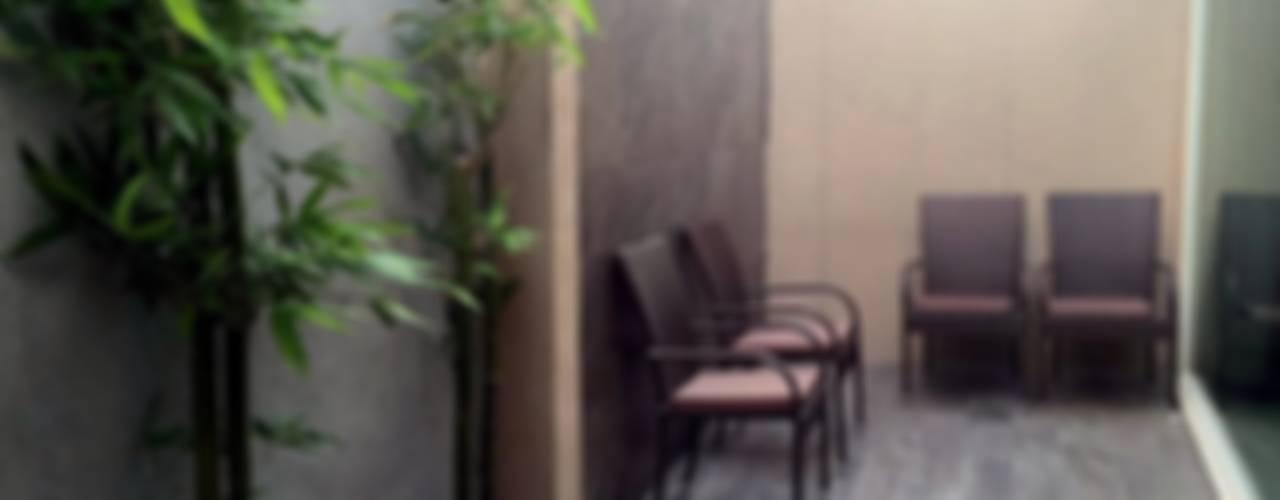 Espacio Bambú: Jardines de estilo  por Espacios que Inspiran