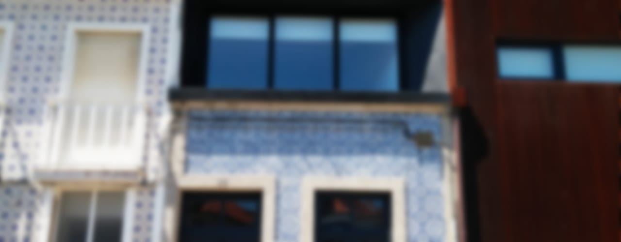 Minimalist house by GRAU.ZERO Arquitectura Minimalist