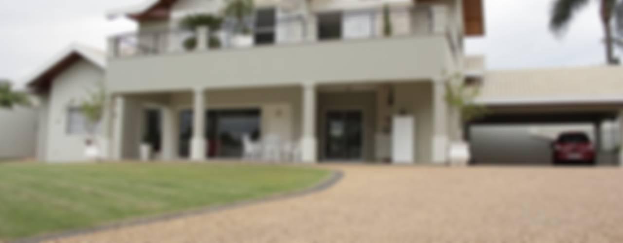 Casas clásicas de Lozí - Projeto e Obra Clásico