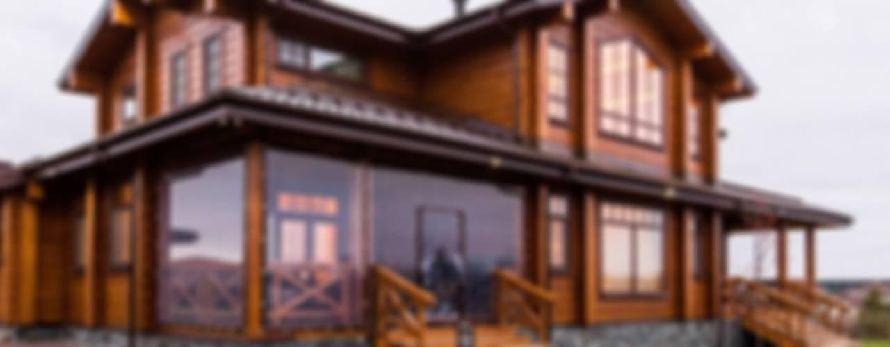 Casas de estilo clásico por GOOD WOOD
