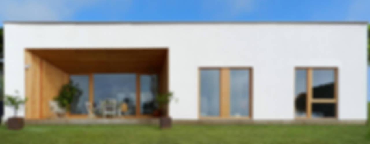 Casas de estilo  por Papik Cases Passives