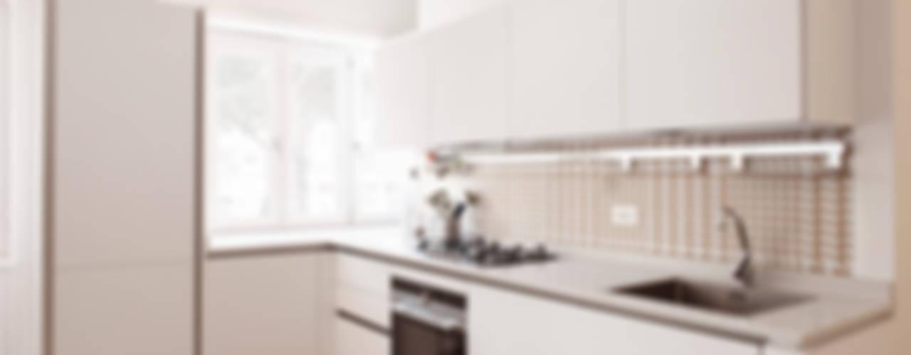 Cocinas de estilo  por ArchEnjoy Studio