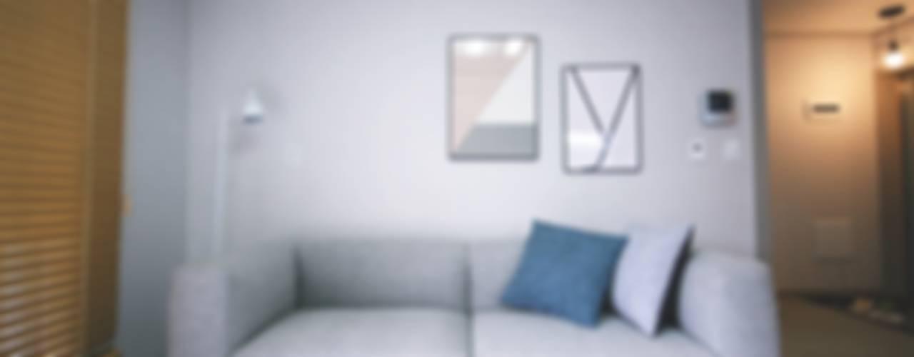 Livings de estilo minimalista de homelatte Minimalista