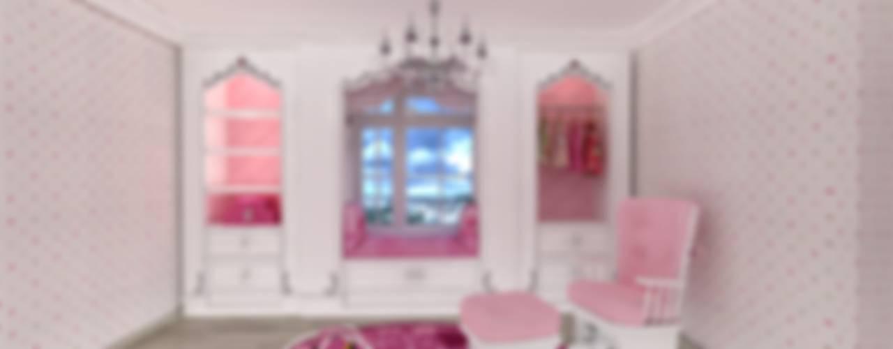 غرفة الاطفال تنفيذ Altuncu İç Mimari Dekorasyon
