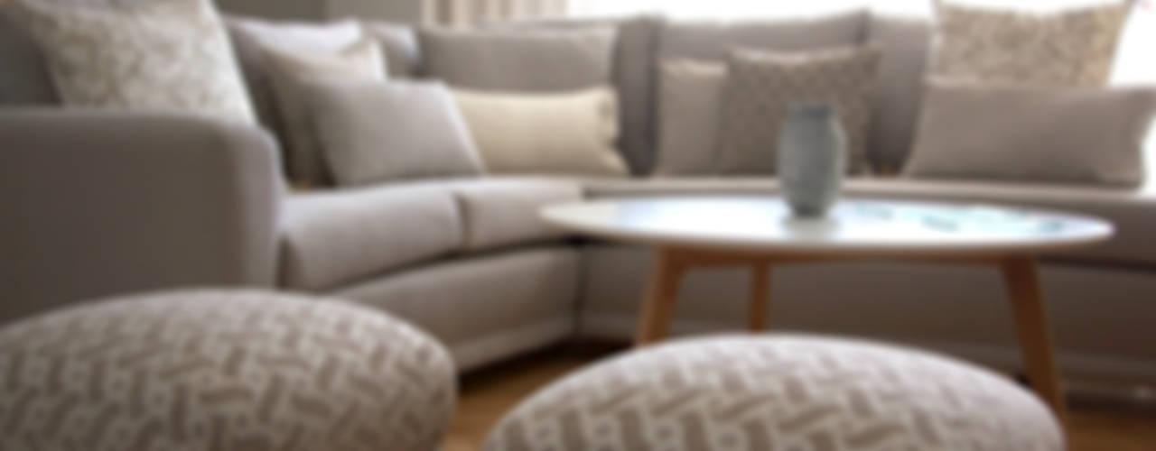 Aus Altmodischem Wohnzimmer Wird Moderner Landhausstil