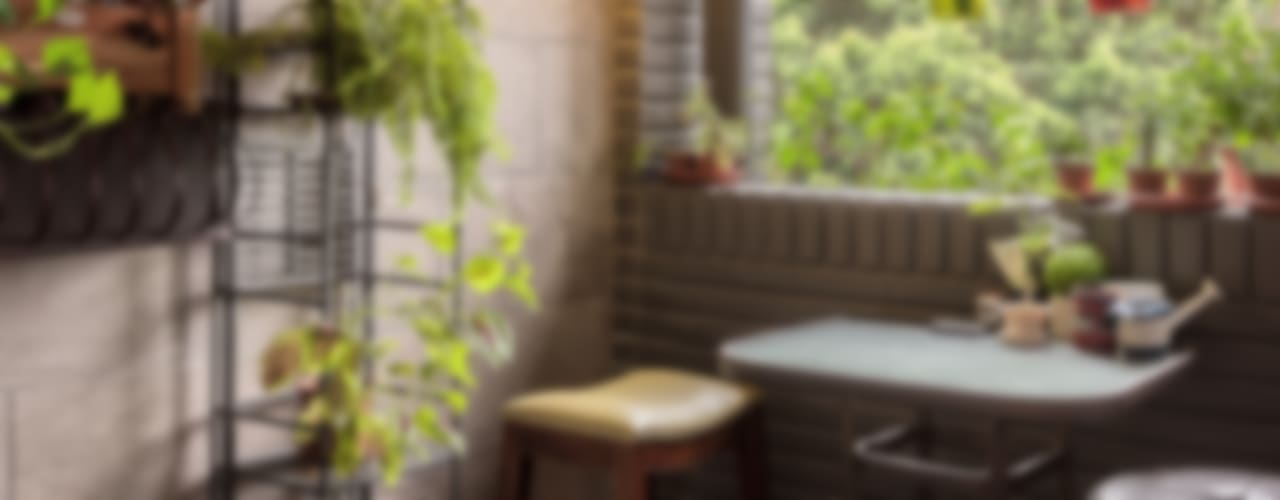 微莊園:  露臺 by 大晴設計有限公司