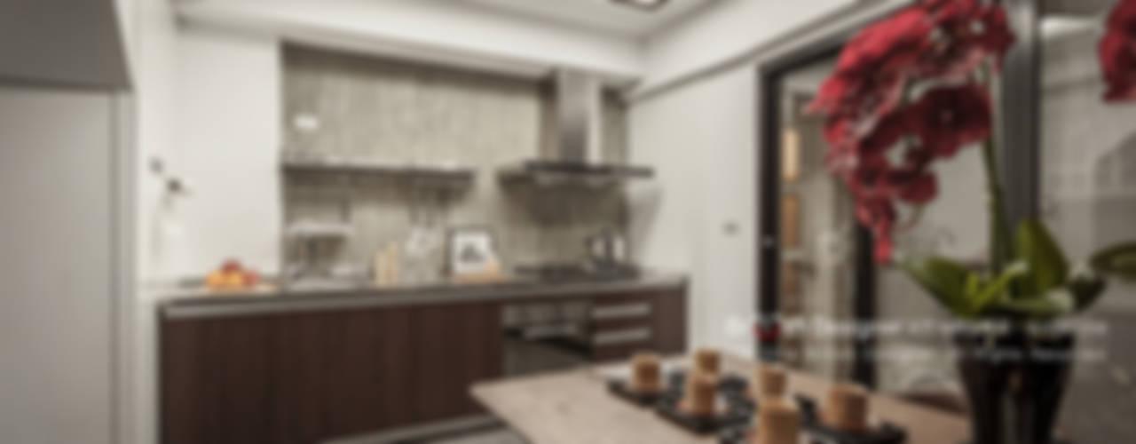 新東方混搭工業宅~ 根據 大不列顛空間感室內裝修設計 日式風、東方風
