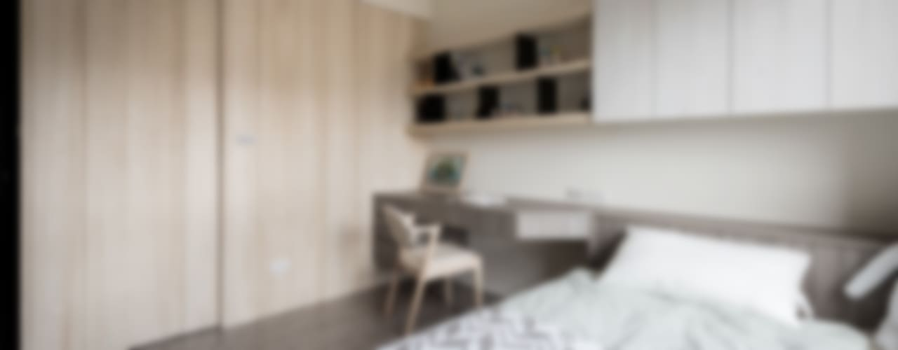 Bedroom by 思維空間設計