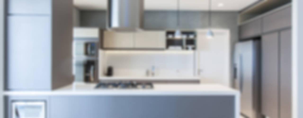 Cocinas modernas: Ideas, imágenes y decoración de Rosana Pintor Arquitetura e Interiores Moderno